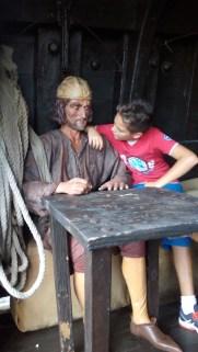 La Rábida y las Carabelas de Colón