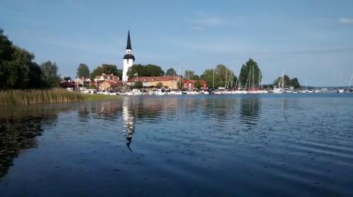 Vista desde Kärleksholmen
