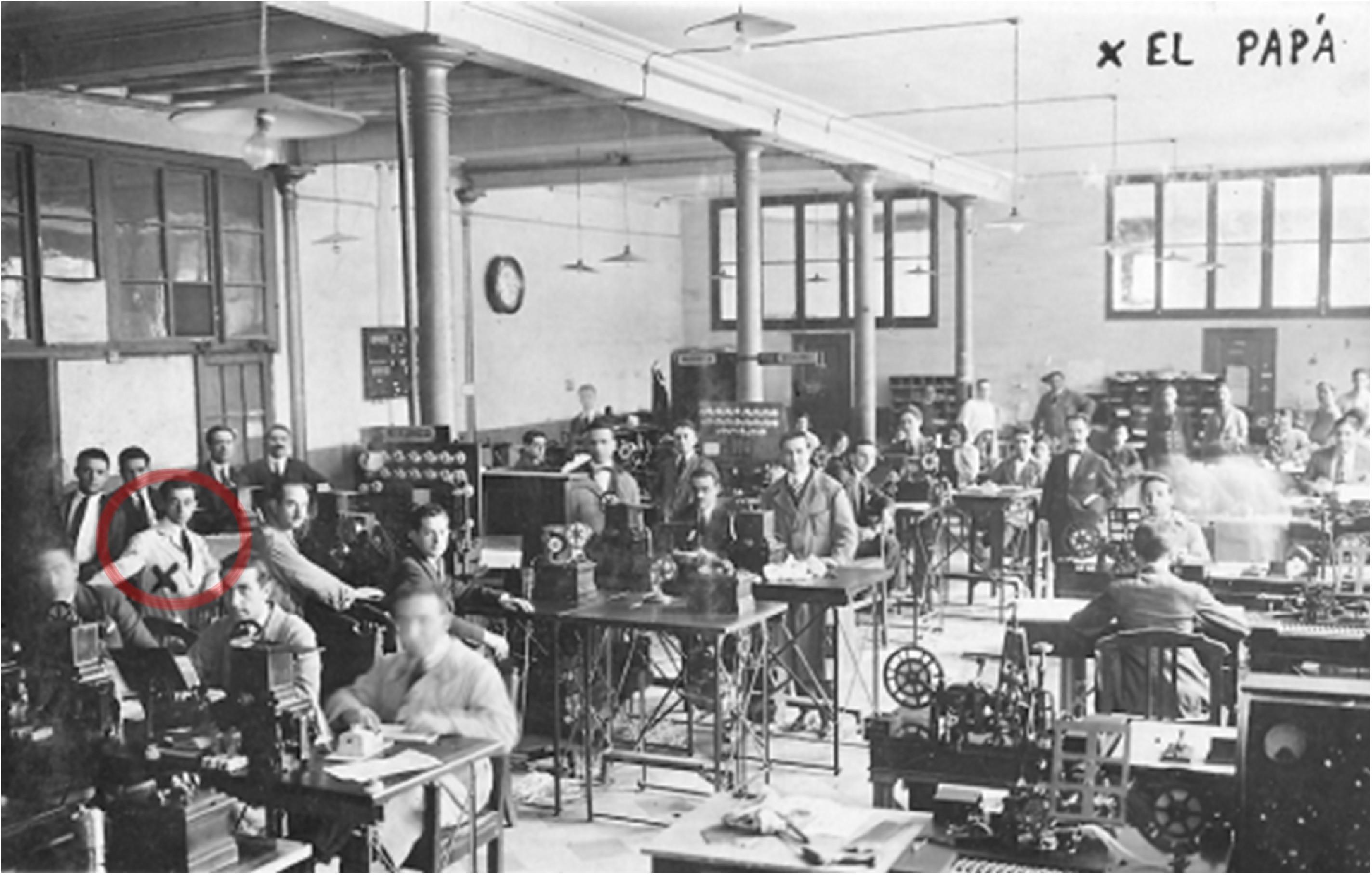 Oficina de Correos y Telégrafos