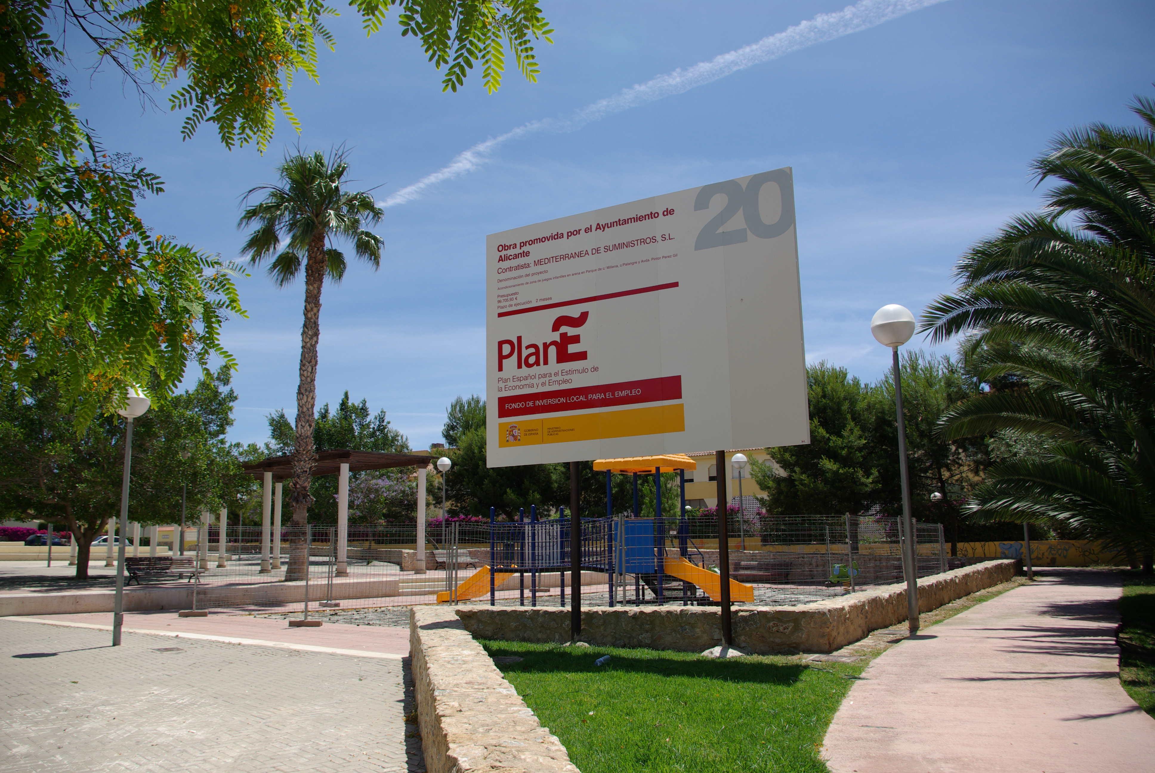 Parque Blanco