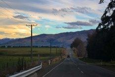 De camí a Tekapo