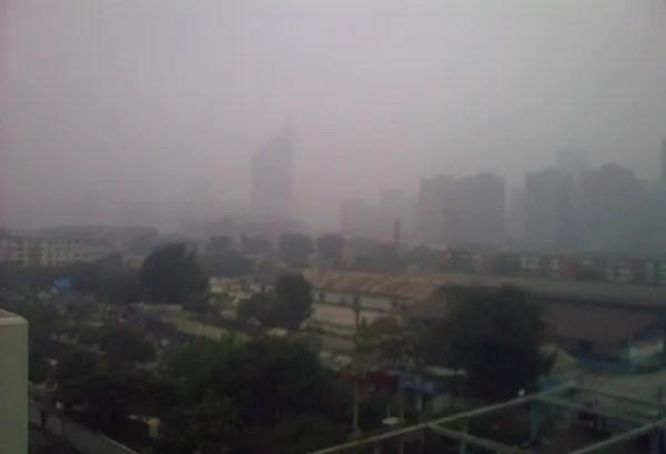 Ciudades más contaminadas del mundo