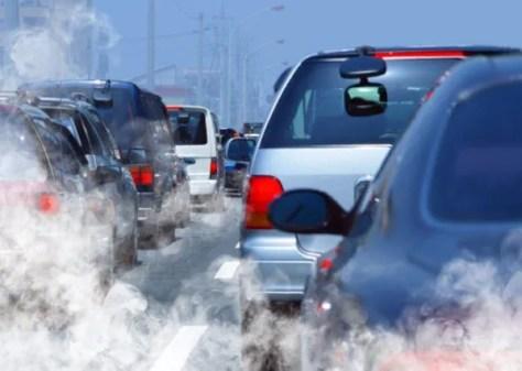 Causas consecuencias contaminacion aire
