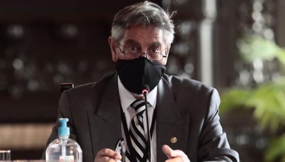 Francisco Sagasti informa nuevas medidas contra el coronavirus