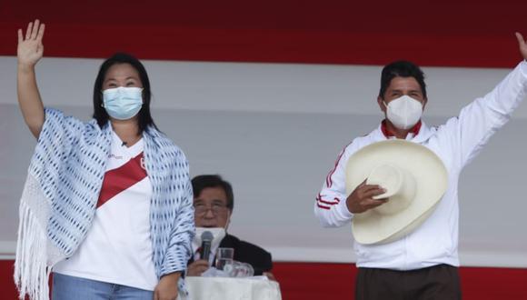 Debate, en vivo: Keiko Fujimori y Pedro Castillo se debaten en Chota [Minuto a minuto] | fecha horarios y transmisión del primer debate presidencial | Keiko Fujimori vs. Pedro Castillo en vivo