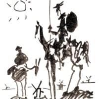 Don Quijote y doña Rodríguez entre burlas y veras