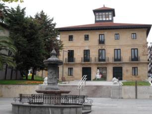 Casa Torre Jauregia. Santurtzi