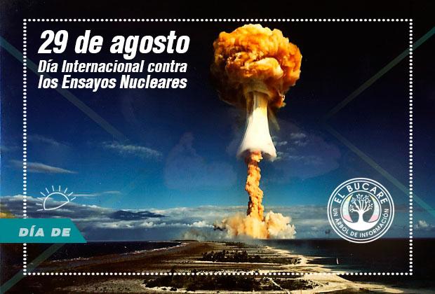ensayos nucleares