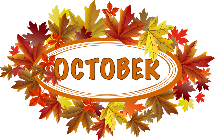 Image result for october word images