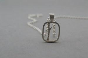 Tree front pendant