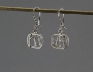 Wooldand earrings