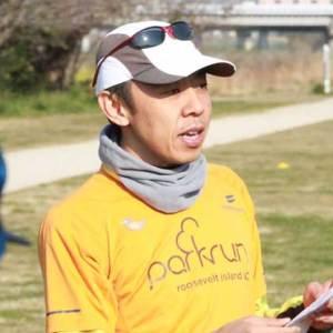Iwao Ogihara at parkrun