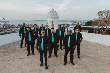 Sanbone Pagode Orquestra Bahia Europa