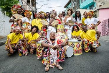 Ilê AIyê Bloco Afro Carnaval Salvador
