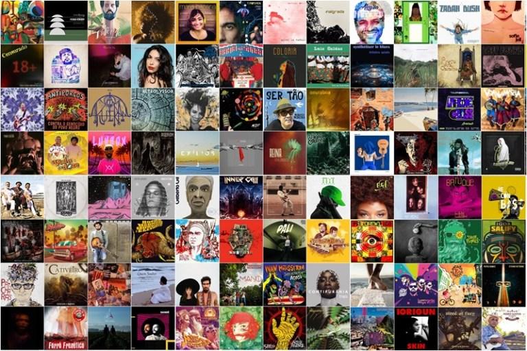 Votação para os melhores discos baianos lançados em 2018