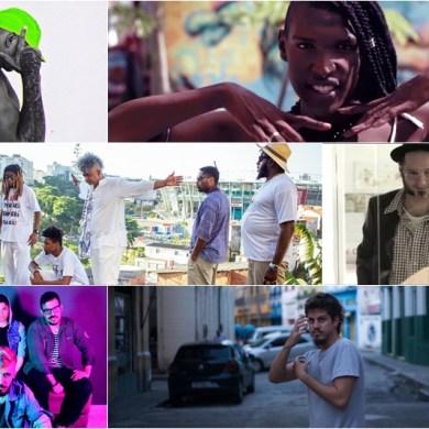 Videoclipes Baianos 2018