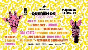 Queremos Festival Rio