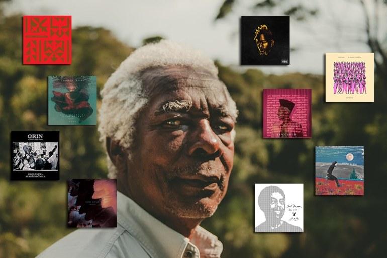Melhores discos baianos 2020