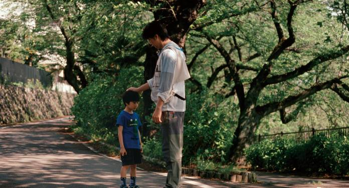 """Fotograma de """"De tal padre, tal hijo"""""""