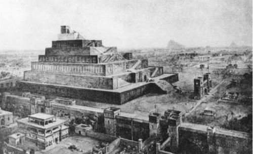 Ziggurat Jastrow (1917)