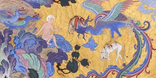 Misticismo sufí en tiempos de Simurgh – Presentación de Las Hojas del Bosque