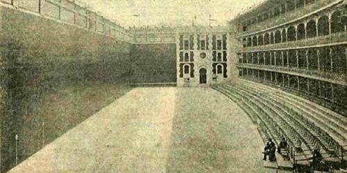 Las leyes de Osuna, Beti Jai y Teatro Albéniz