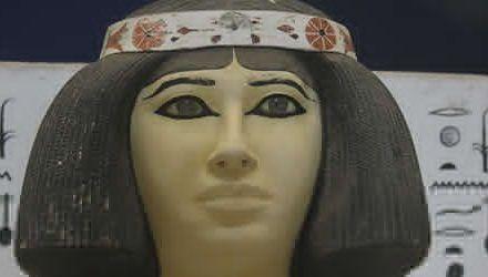 Tras los pasos de la fotógrafa Inge Morath – El Cabello en el Antiguo Egipto
