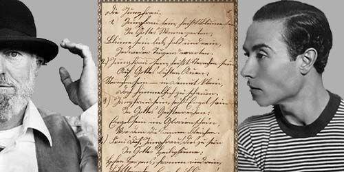 La poesía olvidada de Juan Gil-Albert/ Lawrence Ferlinghetti y la generación beat