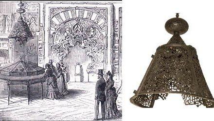 El sereno de Madrid / Una Lámpara en la Alhambra
