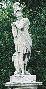 Figura 1. Estatua de Aníbal en el Palacio de Schönbrunn, en Viena