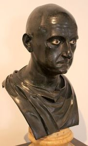 Figura 2. Busto de Escipión, en el Museo Archeologico Nazionale.
