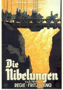 Die Nibelungen (1924), de Fritz Lang o el gusto de los alemanes por la estética y el ornamento.