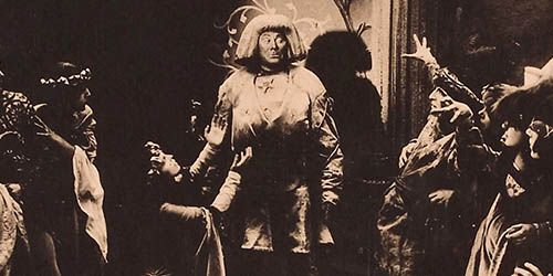 Monstruos de la democracia (From Caligari to Hitler: A Psychological History of the German Film, Siegfried Kracauer, 1947)
