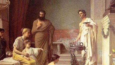 Introducción del culto a Esculapio en Roma