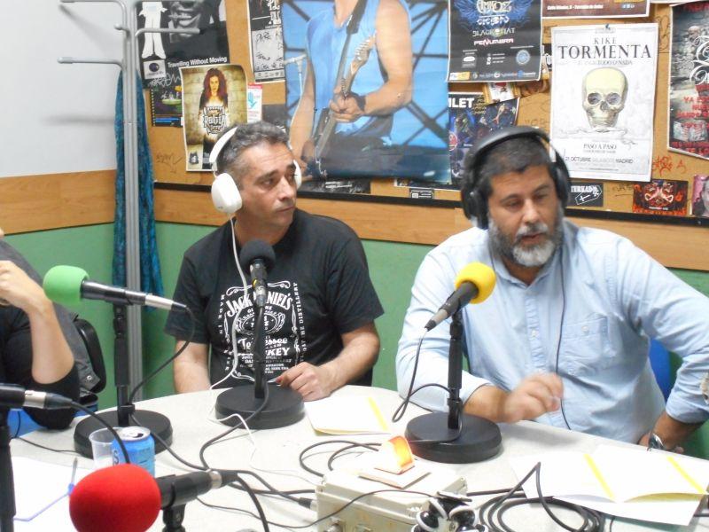 Jorge Morin y Raúl Flores (Arqueólogas y Arqueólogos para el Siglo XXI)