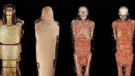 Los secretos de las momias del MAN