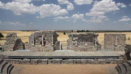 Presentación de Asepsia – El expolio arqueológico de Regina Turdulorum