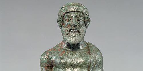 Tinia, el primero de los dioses etruscos
