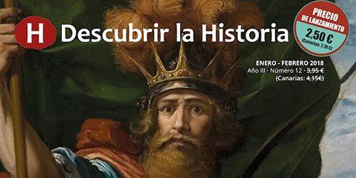 Reseña de Descubrir la Historia Nº12