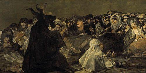 Historia de la brujería