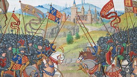 Relaciones internacionales en la Edad Media: España y los Plantagenet