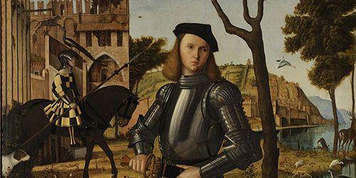 Museo Thyssen: el joven caballero