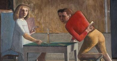 Balthus y la partida de naipes