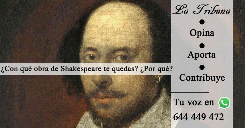 Shakespeare en la Tribuna
