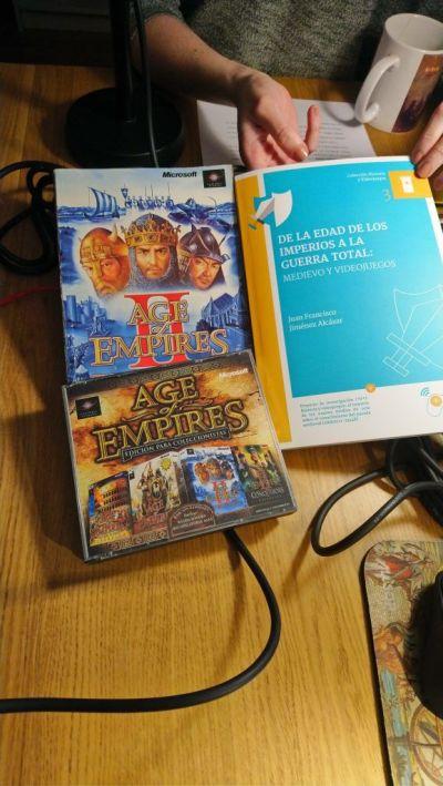 Se comienzas ha realizar estudios académicos sobre Historia y videojuegos