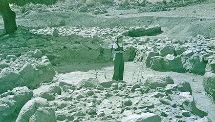 La primera arqueóloga española