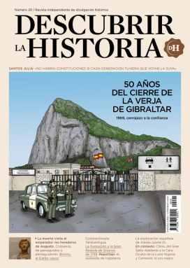 En este número se habla sobre la Historia de Gibraltar