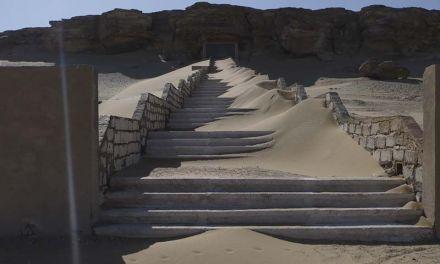 Las tumbas perdidas del Antiguo Egipto
