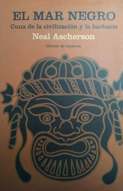Portada del libro de Neal Ascheron que versa sobre el mar negro