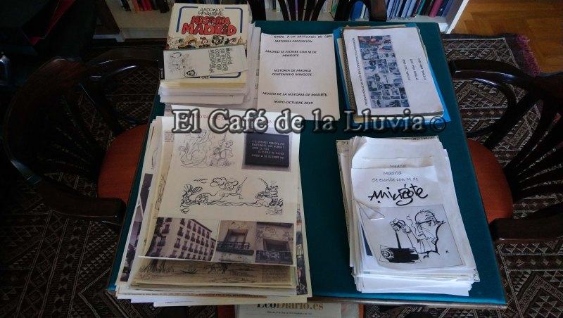 Antonio Mingote fue un gran dibujante cuyo legado es inmenso